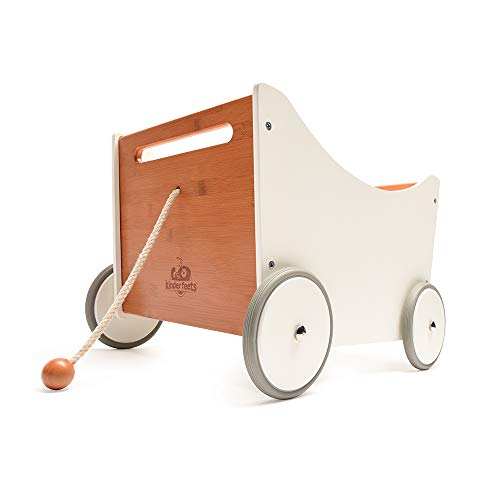 Kinderfeets Toy Box 2 in 1 Walker, Toy Storage and Walker by Kinderfeets (Image #2)