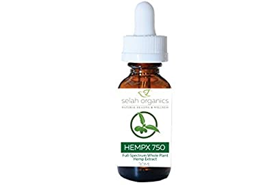 A+ Reserve 750mg Full Spectrum Hemp Extract in MCT Drops + Whole Plant CBC, CBG, Essences, Flavonoids, Terpenes