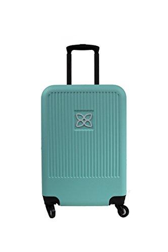 Sherpani Meridian, 22 Inch Luggage, Travel Hardside Luggage, Durable Hardshell Suitcase, Expandable, Lightweight Carry…