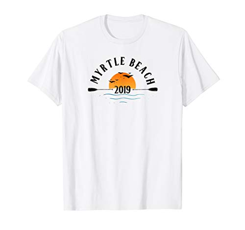 Myrtle Beach SC 2019 - Group Family Vacation Trip T Shirt