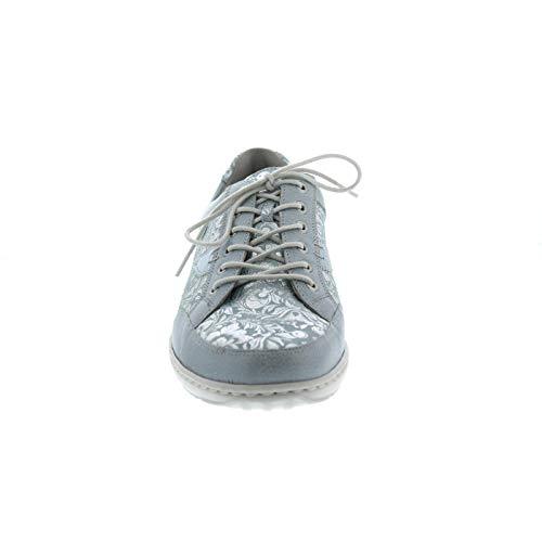 Stringate 211 Blu 496020209 Scarpe Waldläufer Donna AtqPagW4