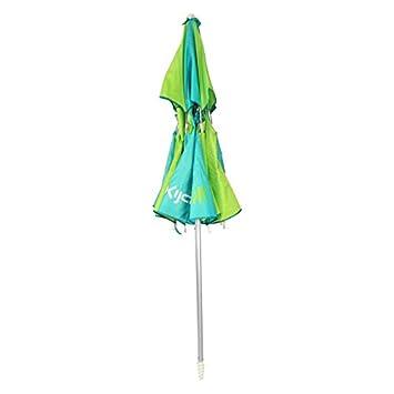 Kijaro 7 ft. Coast Beach Umbrella with Sand Spike