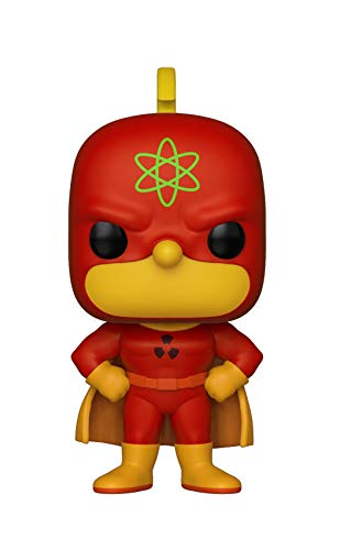 Funko POP! Animation: Simpsons - Homer-Radioactive Man