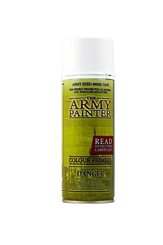 Army Painter: Matte White Primer by The Army Painter