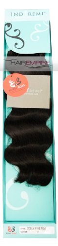 "Bobbi Boss Indi Remi Hair Extension 22"" Ocean Wave #2"
