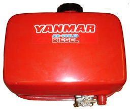 10hp DIESEL FUEL TANK FITS YANMAR & 186 CHINESE ENGINE by Auto Express