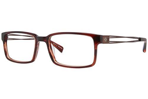 Columbia MCBRIDE Eyeglass Frames - Frame BROWN TORT, Size - Columbia Frames Eyewear
