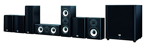 Onkyo 7.1-Ch. Home Theater Speaker System with Powered Subwoofer Black SKS-HT993THX
