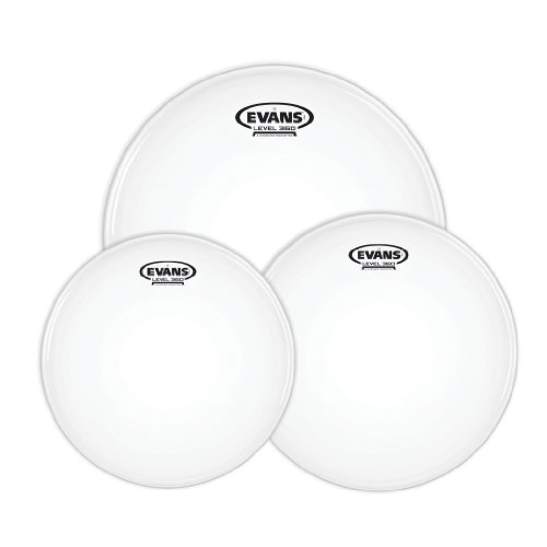 (Evans G1 Tompack Coated, Standard (12 inch, 13 inch, 16 inch))