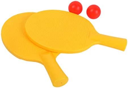 NUOBESTY Juego de Tenis de Mesa para 2 Jugadores Kids Ping Pong ...