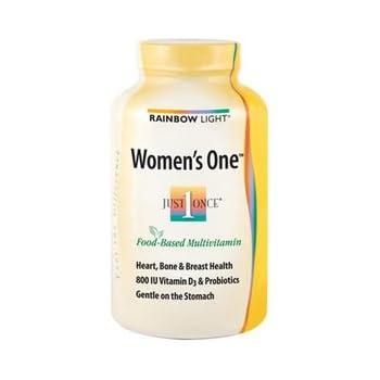 Amazon Com Rainbow Light Women S One Multivitamin Tabs