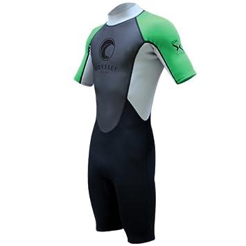 cd017b8fb8 Odyssey 3mm Men s Shorty Wetsuit Green XL