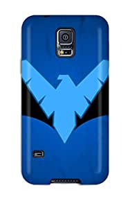 Evelyn Alas Elder's Shop 1493219K34460724 Tpu Case Cover Compatible For Galaxy S5/ Hot Case/ Nightwing