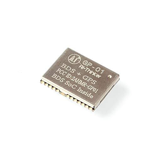 10pcs / lot GPRSシリーズGPS + BDSコンパスATGM332D衛星測位タイミングモジュールGP-01 IOT人工知能