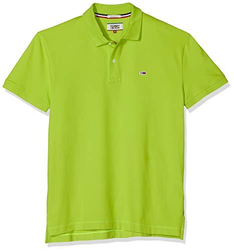 Solid Grün Polo Tjm Tommy acid Homme Classics 300 Lime Jeans RTqUx