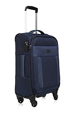 Antler 3905113026 Translite 4W Cabin Roller Case Carry-Ons (Softside), Blue, 56 cm