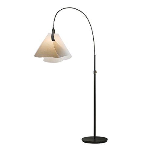 Hubbardton Forge 234505-1006 Mobius Arc Floor Lamp Spun Fros
