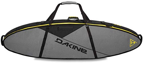 Dakine Regulator Surf Triple Surfboard Travel Bag - Carbon - - Bag Board Triple