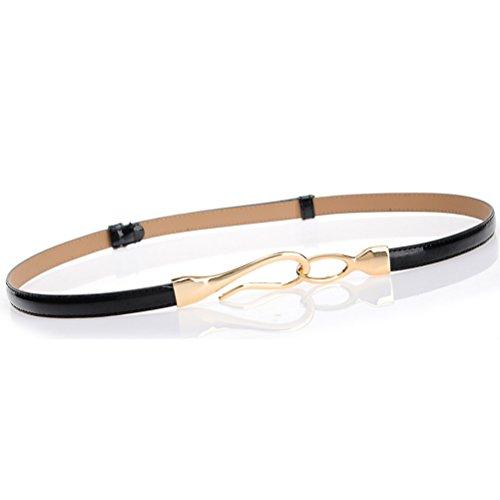 leather belt hook - 2