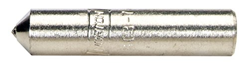 Norton Abrasives 66260195003 - Diamond Dresser, Point Type: Single Point, Carat Size: 1/3, Shank Diameter: 7/16', Length: 2' Shank Diameter: 7/16 Length: 2