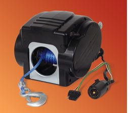 Trailer Mate 20 Trailer Winch 2000Lb Max Weight by Powerwinch