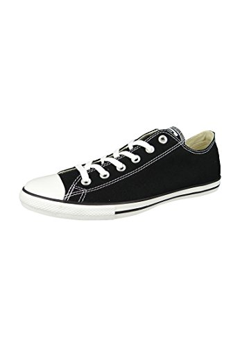 Converse Sneaker unisex adulto Black White