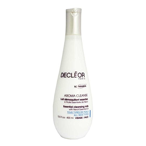 Decleor Aroma Cleanse Essential Cleansing Milk, 13.5 Ounce