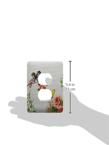 3dRose lsp/_13653/_6 Water Lilies 2 Plug Outlet Cover