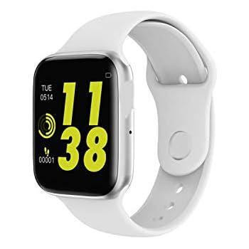 Amazon.com: Smart Watch Men Heart Rate Iwo 9 Smartwatch Iwo ...