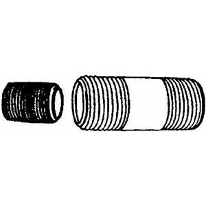 Welded Steel Galvanized Pipe Nipples (Standard Galvanized Nipple (10614))