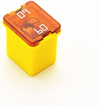 0895020.Z 895 Square Car Fuse 20A Low Profile JCASE Cartridge Fuses Rated 58V
