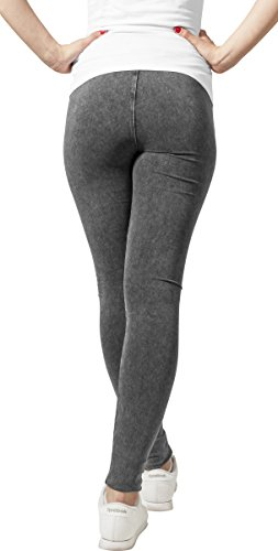 Urban Classics Leggings Denim Jersey Sport Femme
