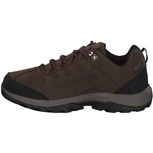 Women's Waterproof Plum Hiking Shoes OUTDRY II TERREBONNE COLUMBIA Mud RdUqSBU