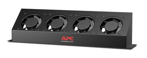 Netshelter Av 2U Rack Fan Panel by APC
