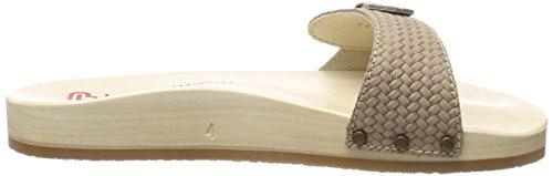 No Hippie Marrone Ciabatte 470 Mattbraun Sandale Donna Berkemann a5qvUZgZ