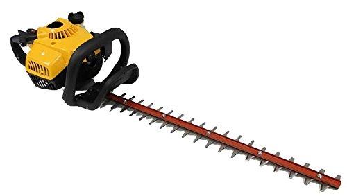 Weed Gas Hedge Trimmer Garden Grass Tools Gardening Machine Dual Action Cutting Blade Clipper Saw 28cc 22'' Backyard Garden Patio Work - Skroutz by Skroutz