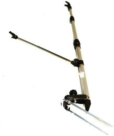 Rutenauflagen Rutenständer Rutenhalter Halterung für Angeln Rod