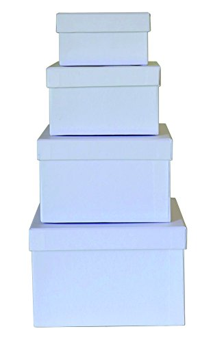 Buy pink gift boxes 3 x 3 x 3 inches