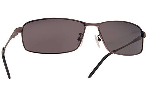 KALLA Asian Fit Polarized Sunglasses- - Mens Asian Glasses