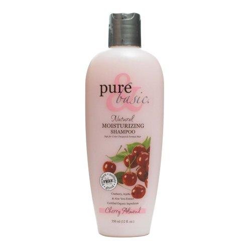Basic Cherry Almond - Pure and Basic Body Wash, Cherry Almond, 12 Fluid Ounce