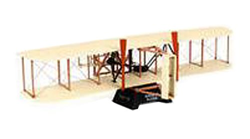 Postage Stamp Wright Flyer 1:72 ()