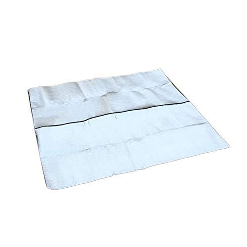 Wenwenzui-FR Tapis de Pique-Nique pour Tapis de Protection en Aluminium en Aluminium Double Face pour Tapis de Protection en Aluminium