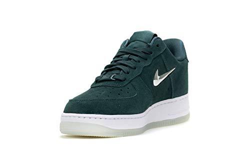 '07 Sneakers 1 Wmns Verde Force Ao3814 41 Lx Air Nike Petrolio Bianco 300 Petrolio Metallico Grigio Prm xS5XqIdfw