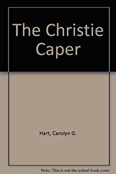 The Christie Caper (Death on Demand Mystery, Book 7) 0553074040 Book Cover