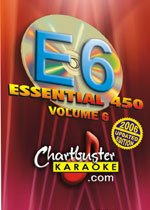 Chartbuster Essential 450 Collection Vol. 6 - 450 MP3G's on SD Card - Chartbuster Essential 450 Collection
