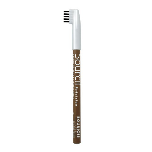 - Bourjois Sourcil No. 04 Blond Fonce Precision Eyebrow Pencil for Women, 0.04 Ounce by Bourjois