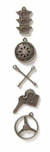 Karen Foster Charms (Karen Foster Design Scrapbooking Mini Charms, Driving)