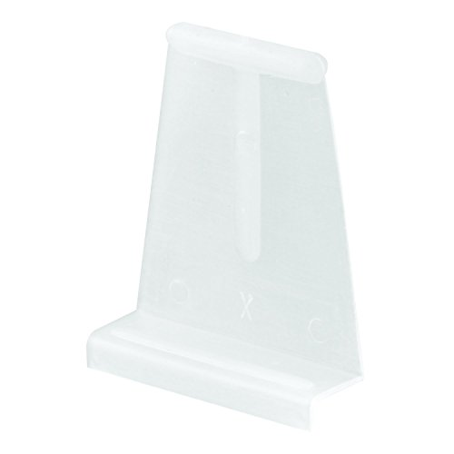 - Prime-Line Products PL 14618 Spline Channel Pull Tabs, White,(Pack of 25)