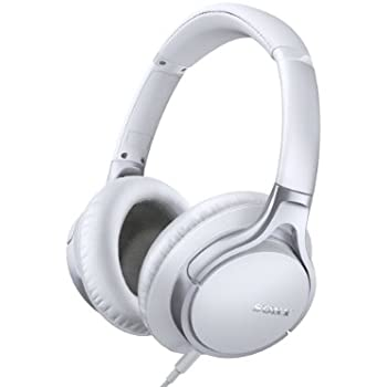 Sony MDR-10R OverHead Headphone - White