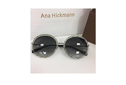 Ana Hickmann GAFAS DE SOL AH3161 T03 VERDE CLARO/PLATA ...